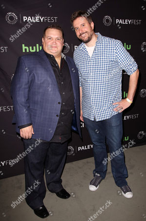 Editorial image of 'Lucha Underground' TV Series Screening, Arrivals, PaleyFest, Los Angeles, USA - 09 Sep 2016