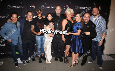 Editorial picture of 'Lucha Underground' TV Series Screening, Arrivals, PaleyFest, Los Angeles, USA - 09 Sep 2016