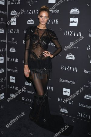 Editorial image of Harper's Bazaar Celebrates ICONS party, New York Fashion Week, USA - 09 Sep 2016