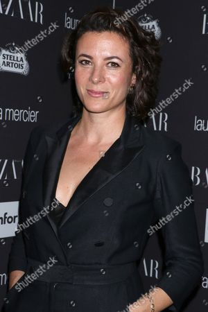 Editorial picture of Harper's Bazaar Celebrates ICONS party, New York Fashion Week, USA - 09 Sep 2016