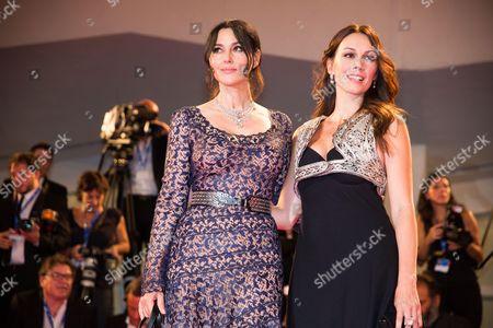 Monica Bellucci and Sloboda Micalovic