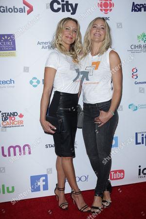 Brittany Daniel and Cynthia Daniel