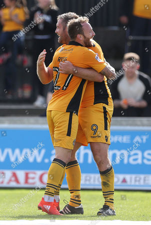 Editorial picture of Newport County v Cheltenham Town - SkyBet League Two - 10 Sep 2016