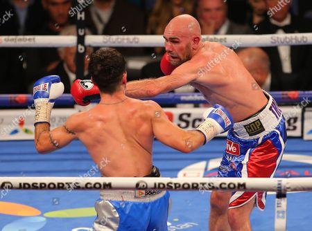 Editorial photo of Boxing - 10/9/2016 Boxing - Undercard - 10/9/2016 O2 Arena, Peninsula Square, London, United Kingdom - 10 Sep 2016