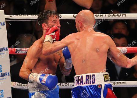 Editorial image of Boxing - 10/9/2016 Boxing - Undercard - 10/9/2016 O2 Arena, Peninsula Square, London, United Kingdom - 10 Sep 2016