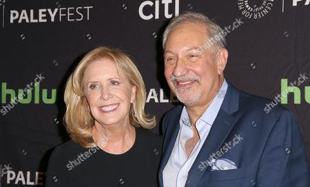 Wendy Walker and Mark Geragos