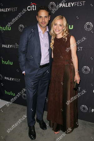 Daniel Sunjata and Piper Perabo