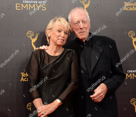 Guest and Max Von Sydow