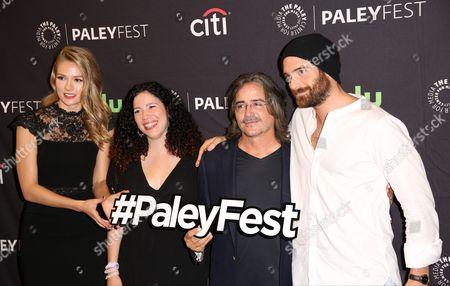 Tori Anderson, Maggie Friedman, Brad Silberling, Joshua Sasse