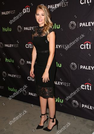 """Editorial picture of The CW's """"No Tomorrow"""" TV Series Screening, Arrivals, Los Angeles, USA - 10 Sep 2016"""