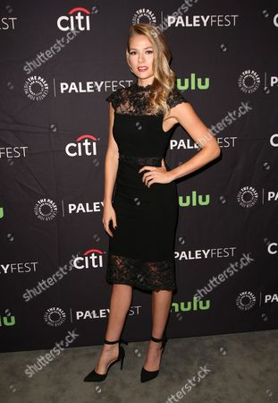 """Editorial photo of The CW's """"No Tomorrow"""" TV Series Screening, Arrivals, Los Angeles, USA - 10 Sep 2016"""