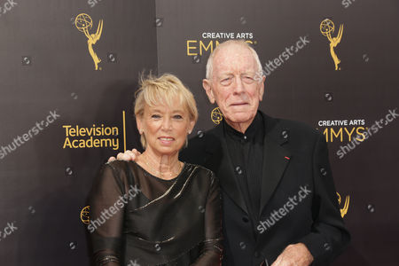 Editorial photo of Creative Arts Emmy's Awards, Arrivals, Los Angeles, USA - 10 Sep 2016