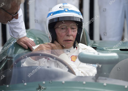 Editorial photo of Goodwood Revival Meeting, Chichester, UK - 10 Sep 2016