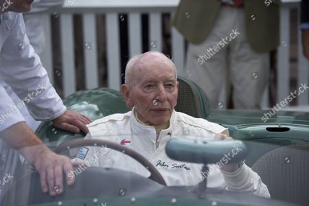 Stock Picture of John Surtees