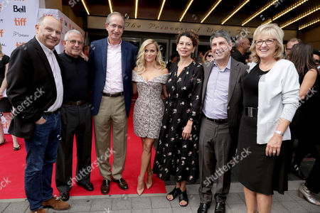 Christopher Meledandri, Ron Meyer, Brian L. Roberts, Reese Witherspoon, Donna Langley, Jeff Shell, Janet Healy