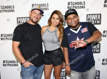 Editorial picture of Power 106 All-Star Celebrity Basketball Game, Los Angeles, USA - 11 Sep 2016