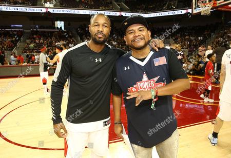 Tank and J Cruz