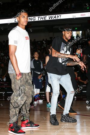 Editorial image of Power 106 All-Star Celebrity Basketball Game, Los Angeles, USA - 11 Sep 2016