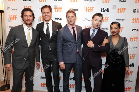 Matthew McConaughey, Michael Shannon, Jeff Nichols, Joel Edgerton, Ruth Negga