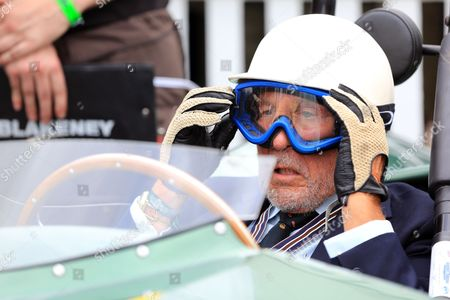 Sir Stirling Moss.