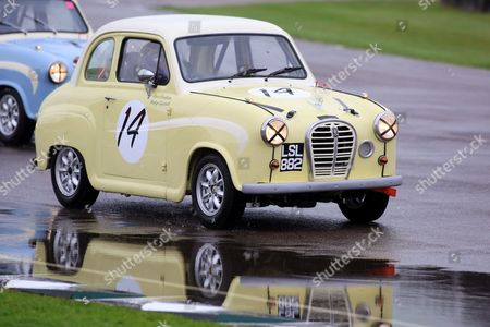 Editorial image of Goodwood Revival Meeting, Chichester, UK - 10 Sep 2016