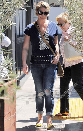 Editorial photo of Katherine Heigl out and about, Los Angeles, USA - 09 Sep 2016