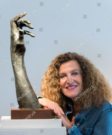 Editorial picture of Nicole Farhi 'The Human Hand' photocall, London, UK - 12 Sep 2016