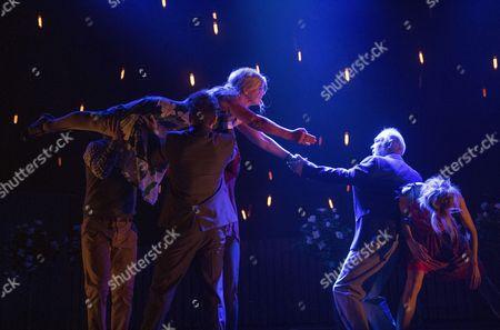 Imogen Stubbs as Fran, Ewan Stewart as Bob