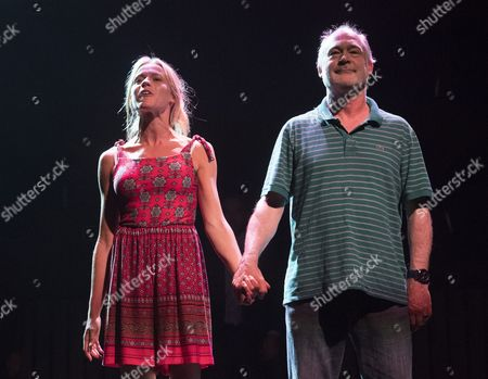 Stock Picture of Kirsty Oswald as Rosie, Ewan Stewart as Bob,