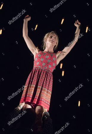 Kirsty Oswald as Rosie,