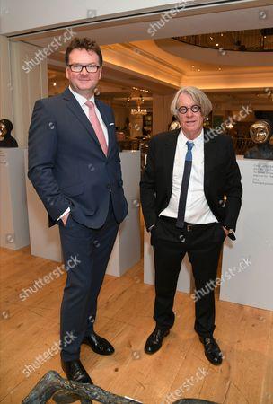 Ewan Venters and Frank Cohen