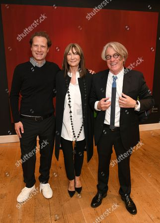 Adam Cohen, Cheryl Cohen and Frank Cohen