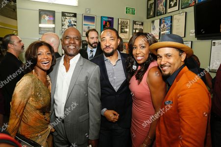 Editorial image of 'Ma Rainey's Black Bottom' CTG/Mark Taper Forum Opening, Los Angeles, USA - 11 Sep 2016