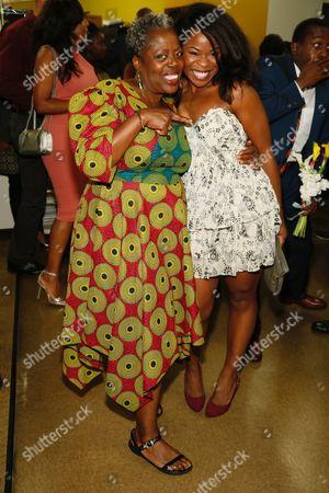 Lillias White and Nija Okoro