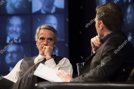 Jeremy Irons, Danny Leigh