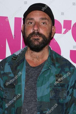 Stock Picture of Dan Mazer, writer