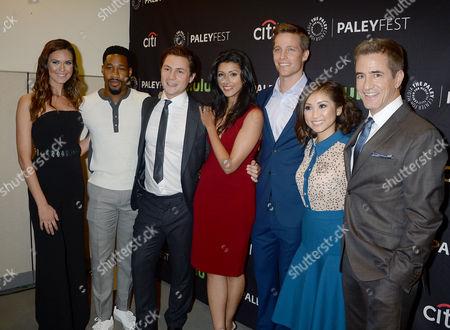 Editorial picture of CBS's 'Pure Genius' TV series screening, Arrivals, Los Angeles, USA - 12 Sep 2016