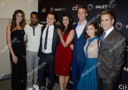 Editorial image of CBS's 'Pure Genius' TV series screening, Arrivals, Los Angeles, USA - 12 Sep 2016