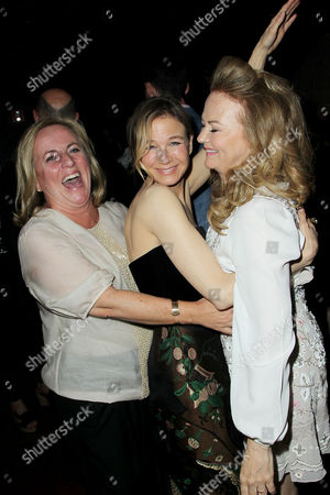 Debra Hayward (Producer), Renee Zellweger, Sharon Maguire (Director)