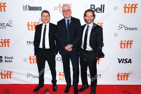 Dan Levine, David Linde, Aaron Ryder