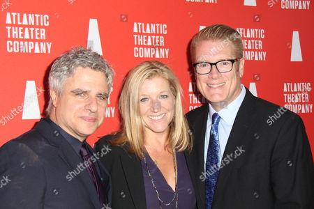 Stock Photo of Neil Pepe, Mary McCann, Jeffory Lawson