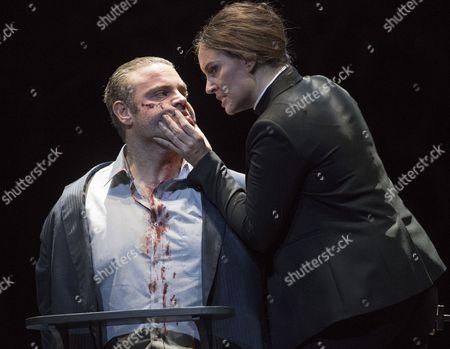 Sonya Yoncheva as Norma, Joseph Calleja as Pollione