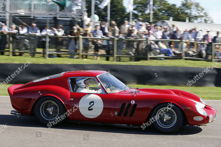 Editorial image of Goodwood Revival Meeting, Chichester, UK - 11 Sep 2016