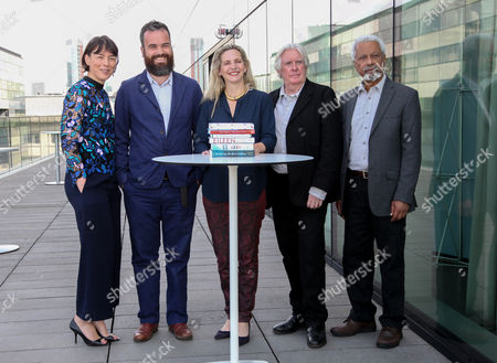 Editorial photo of The Man Booker Prize 2016 Shortlist announcement, London, UK - 13 Sep 2016