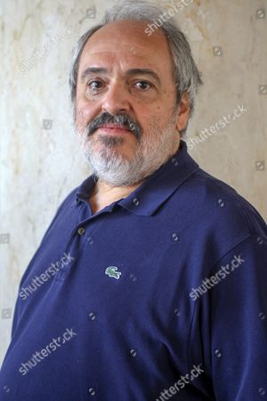 Stock Photo of Luca Doninelli