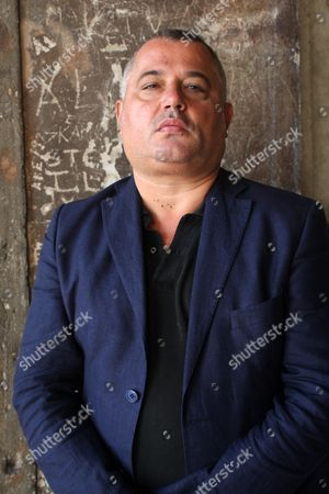 Stock Picture of Alessandro Bertante