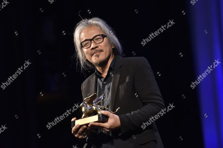 The Director Lav Diaz, Gold Lion for The Woman Who Left.
