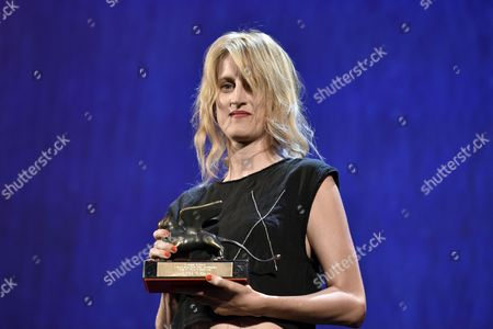 Editorial image of Award Winners ceremony, 73rd Venice Film Festival, Italy - 10 Sep 2016