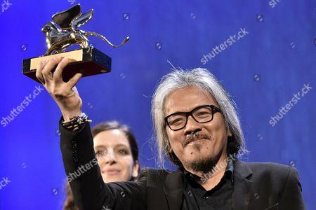 Golden Lion for Best Film Tothe Woman Who Left by Lav Diaz
