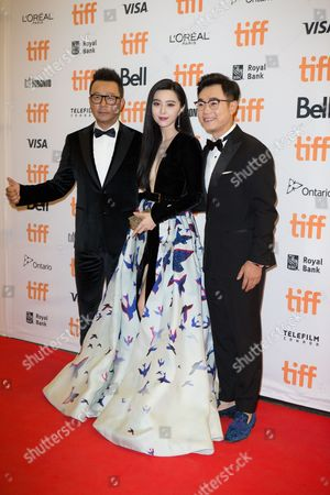 Editorial image of 'I Am Not Madame Bovary' premiere, Toronto International Film Festival, Canada - 08 Sep 2016